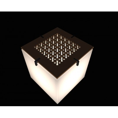 Cairo Table D'appoint Lumineux