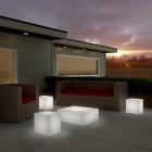 Blok Lumineux Table D'appoint ou Banc