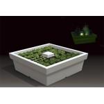 Pot Urba pour Jardin Urbain, Jardin D'eau